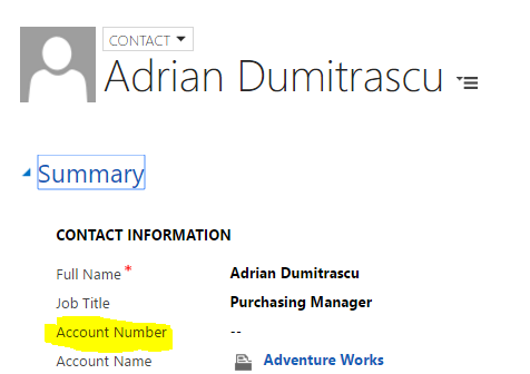 Dynamics CRM (TCS Tools): Use a workflow to set a lookup | It Ain't