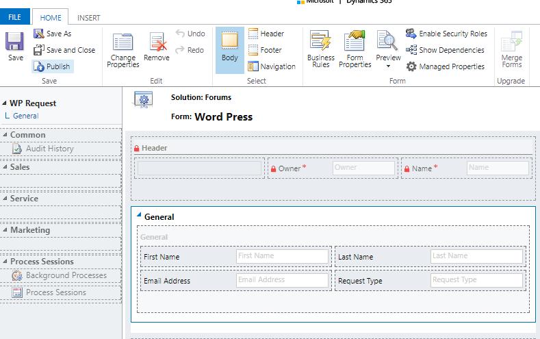 Using Dynamics with WordPress | It Ain't Boring